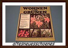 Wohnen im Grünen 2/1976,DDR-Journal für Garten,Pflanzen,Blumen,Obst und Gemüse