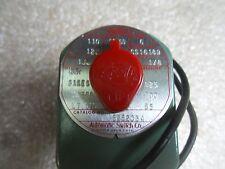 (V57-2) 1 Used Asco 8262C34 Solenoid Valve