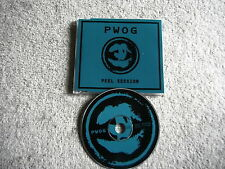 PWOG PEEL SESSIONS RARE CD SINGLE DELETED EXC