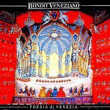 CD - RONDO VENEZIANO - POESIA DI VENEZIA (CLASSICAL) NUEVO - NEW STORE STOCK