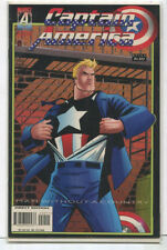Captain America #450 Nm Man Without A Country Cover B Marvel Cbx1N