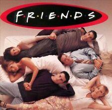 1 CENT CD Friends SOUNDTRACK rembrandts lou reed r.e.m. pretenders