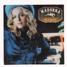 Sticker Madonna maverick music ( boy toy 2009 ) licensed stop buying bootlegs