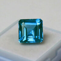 Natural Certified 8.00 Ct+ NEON BLUE COPPER MANGANESE BEARING PARAIBA TOURMALINE