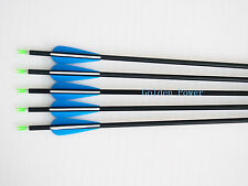 """12)30"""" archey 1916 Al arrow 500 SP for compound & recurve bow w/chargeable point"""