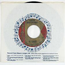 AL CASEY Surfin' Hootenanny/Easy Pickin' 7IN 1963 (ROCK/SURF) VG+ LISTEN!!!!!!!