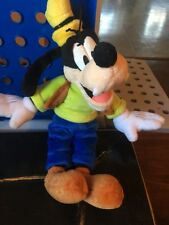 "FISHER PRICE DISNEY PLUSH DOG GOOFY 10"" MICKEY AND FRIENDS VERY GOOD CONDITION"