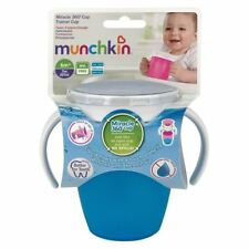 Munchkin Miracle 360 Trainer Cup 207ml Blue Baby Feeding