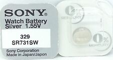 329 Sr731Sw Watch Battery Sony 329 Sr731Sw V329