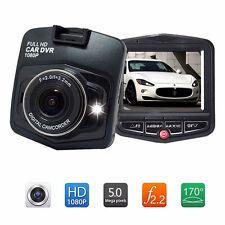 1080P HD Car DVR Camera Dashboard Video Recorder DashCam G-sensor Night Vision