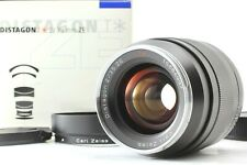 [Top MINT in BOX ]  Carl Zeiss Distagon T* 35mm F/2 ZE for Canon EF mount JAPAN