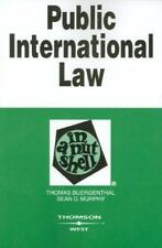 In a Nutshell: Public International Law in a Nutshell by Sean D. Murphy 4h