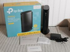 TP-LINK 300Mbps Wireless N DOCSIS 3.0 Cable Modem Router TC-W7960 - F36