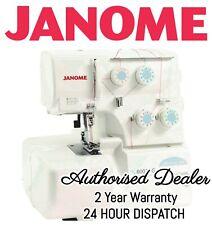 Janome 8002DG Mechanical Overlocker Machine (2 Year Warranty) 24 Hour Dispatch