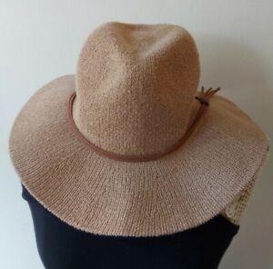 Summer Foldable Fedora Floppy Sun Hat