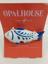 OpalHouse  Fish Pot Percher