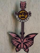 Hard Rock Cafe Fukuoka Tattoo Butterfly '11 Pin