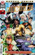 Young Justice Nr. 20 (2020), Neuware, neu