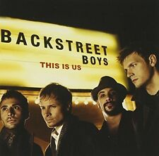 This Is Us - Backstreet Boys (2015, CD NIEUW)