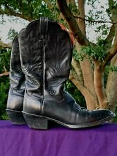 SALE @ ARIAT Heritage Western Round Toe Classic SEXY Leather Boots Sz 7 ❤️sj17j1