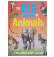 The Big Book Of Animals - A Children's Encyclopedia [Paperback] - Brown Watson