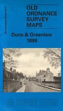 MAP OF DUNS & GREENLAW 1898