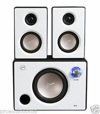 Swans M10 Powered 2.1 multimedia Surround Sound Near-Field Speakers System