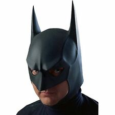 Batman Mask Superhero Costume Accessory Adult DC Comics Halloween Prop