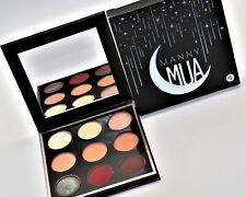 Makeup Geek X Manny MUA 9 Eyeshadow Palette 2017 LIMITED EDITION Sold Out