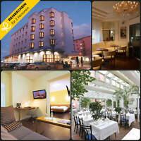 Kurzurlaub Schweiz Zürich 4 Tage 2 Personen 3*S Hotel Hotelgutschein Wochenende