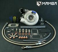 """MAMBA GTX Turbo for Nissan RB20DET RB25DET 3"""" 5200 GTX3071R w/ .73 Bolt-On Hsg"""
