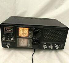 Vintage Radio Shack Realistic DX-200 5-Band Communications Receiver Radio