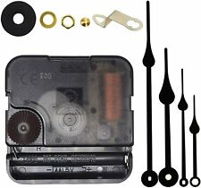 Include Hands Quartz DIY Wall Clock Movement Mechanism Battery Operated Repair