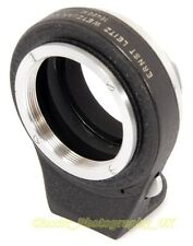 Leica oubio/Leitz 16466 M convierte Visoflex LTM Lentes Visoflex II III de montaje