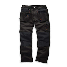 Scruffs T51794 Worker Plus Protective Trouser, Size 32R