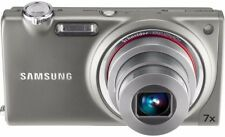 Samsung DualView TL240 14.0MP Digital Camera - Gray