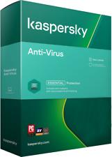 Kaspersky Antivirus Anti Virus 2021 - 1 PC/USER 1 Jahr | UK EU Download