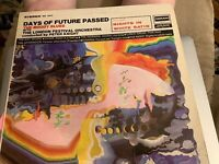The Moody Blues Days Of Future Passed 1972 DES 18012 LP