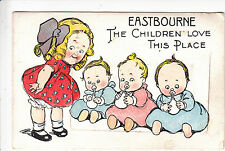 Pull-Out: Eastbourne Children Love this Place, Comic, Fantasy, Souvenir 1927