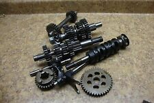 1985 KLF 185 A KLF185 ATV Bayou Engine Transmission Shift Fork Gears Trani B6