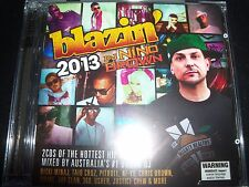 Blazin 2013 - Mixed By Dj Nino Brown (Nicky Minaj Drake 360 Usher Pitbull) 2 CD