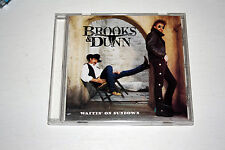 Brooks and Dunn Waitin' on Sundown USA IMPORT