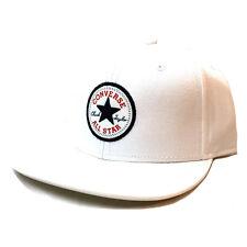 CONVERSE NEUF casquette blanc neuf avec étiquette visière plate