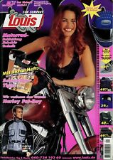 Louis Katalog 2000 686 S. Motorradzubehör Motorrad-Bekleidung Helme Teile parts