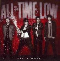 ALL TIME LOW - DIRTY WORK NEW CD