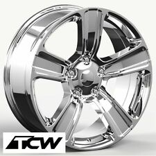 "(4) 20 inch 20x9"" Ram 1500 2013 OE Replica Chrome Wheels Rims fit Ram 1500 94-17"