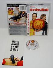 Dodgeball: A True Underdog Story (UMD, 2005) Psp