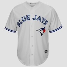 Toronto Blue Jays Cool Base Jersey 3XL Home White Majestic MLB