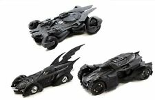 JADA 1/32 Batmobile 98266-DP3 Batman Forever Justice League Arkham Knight Set