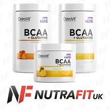 OSTROVIT BCAA + GLUTAMINE anabolic workout amino acids recovery